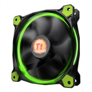 فن کیس ترمالتیک مدل Riing 14 با LED سبز