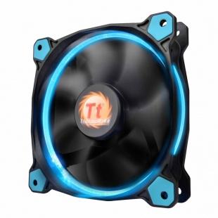 فن کیس ترمالتیک مدل Riing 14 با LED آبی