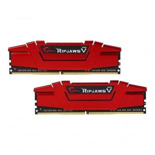 رم کامپیوتر دو کاناله جی اسکیل Ripjaws V DDR4 2400MHz CL15 16GB