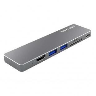 هاب USB شش پورت ویولینک مدل WL-UHP3404M