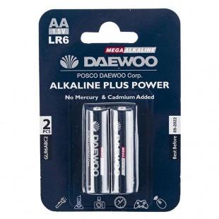باتری قلمی دوو مدل Alkaline plus Power بسته 2 عددی