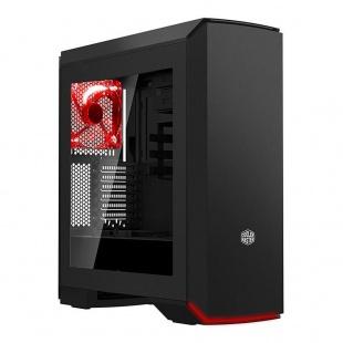 کیس کامپیوتر کولر مستر مدل MasterCase Pro 6 Red