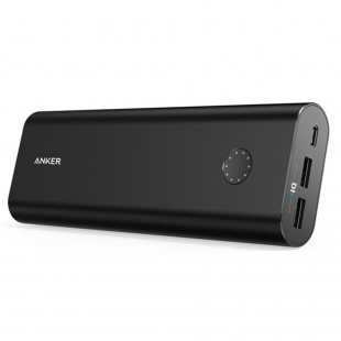 شارژر همراه انکر A1371 PowerCore Plus ظرفیت 20100 میلی آمپر