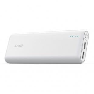 شارژر همراه انکر A1271 PowerCore ظرفیت 20100 میلی آمپر