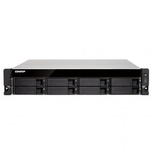 ذخیره ساز تحت شبکه کیونپ مدل TS-863XU-RP-4G بدون هارددیسک