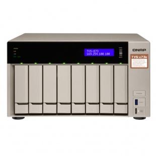 ذخیره ساز تحت شبکه کیونپ مدل TVS-873e-4G بدون هارددیسک