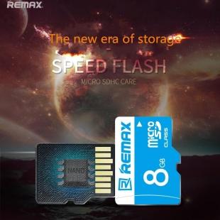 کارت حافظه ریمکس MICRO SD C6 8GB