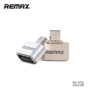 مبدل microUSB به USB 3.1 ریمکس مدل ADAPTER RA-OTG