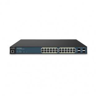 سوئیچ هوشمند شبکه انجنیوس مدل EN-MSW-EWS7928FP