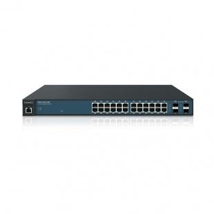 سوئیچ هوشمند شبکه انجنیوس مدل EN-SSW-EWS1200-28ftp