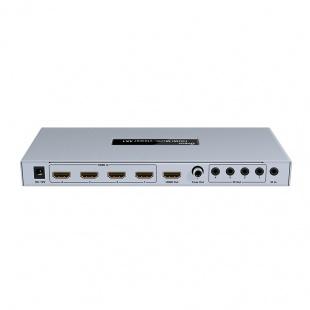 سوئیچ HDMI چند تصویره 4 به 1 دیتک مدل DT-7056