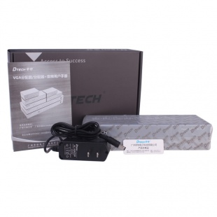 اسپلیتر VGA هشت پورت دیتک مدل DT-7258