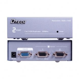 اسپلیتر VGA دو پورت دیتک مدل DT-7252