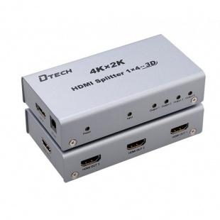 اسپلیتر HDMI چهار پورت دیتک مدل DT-7144