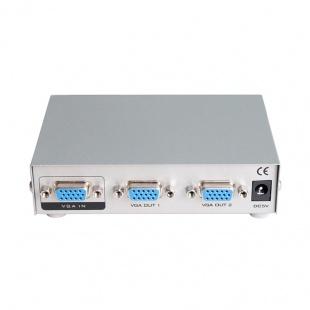 اسپلیتر VGA دو پورت وی ونت با کیفیت 150 مگاهرتز