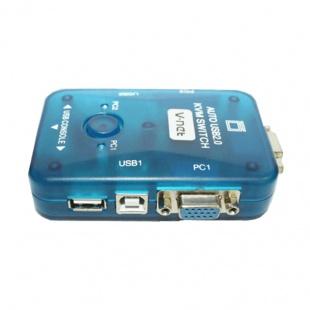 سوییچ KVM دو پورت وی ونت مدل Auto USB