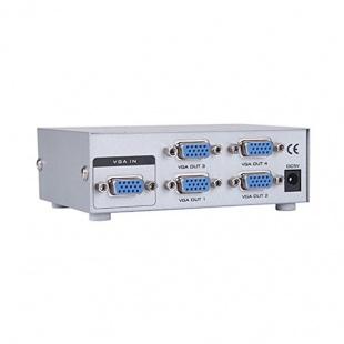 اسپلیتر 450mhz چهار پورت K-net plus مدل VGA