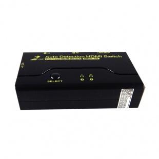 سوییچ HDMI دو پورت کی نت پلاس