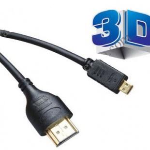 کابل Micro HDMI فرانت با قابلیت پخش سه بعدی 1.5 متر