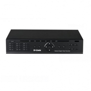 D-Link DNR-329 9 Channel Digital Network Video Recorder