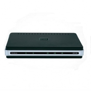 D-Link DPR-1061 3-Port Multifunction Print Server