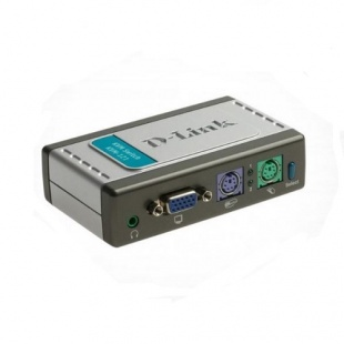 D-Link KVM-121 2-Port KVM Switch