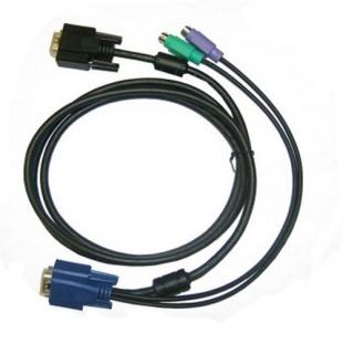 D-Link KVM-402 3M KVM Cable