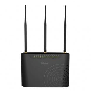 مودم روتر +ADSL2 بیسیم و دو باند دی-لینک مدل DSL-2877AL