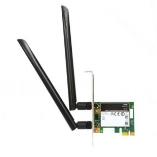 D-Link DWA-582 AC1200 Dual Band Wireless Network Adapter
