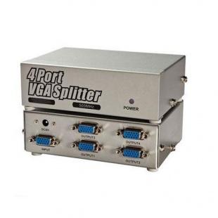 اسپلیتر VGA چهار پورت بافو مدل BF-H233