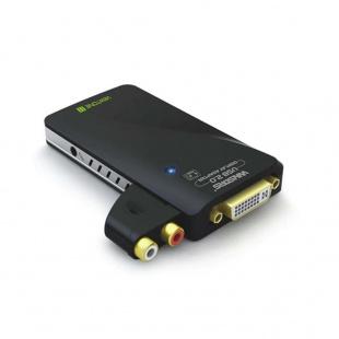 تبدیل تصویری USB2.0 به DVI/VGA/HDMI با کیفیت 1080P مدل FN-U2D103 فرانت