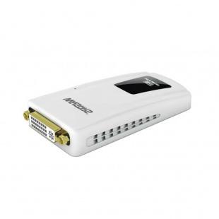تبدیل تصویری USB3.0 به HDMI/DVI همراه صدا مدل FN-U3D105 فرانت