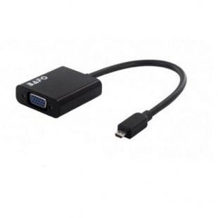 تبدیل Micro HDMI به VGA بافو مدل BF-2622