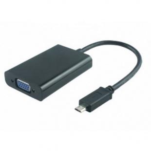 تبدیل Micro USB به VGA بافو مدل BF-2646
