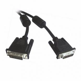 کابل DVI - I دو سر نر 5+24 فرانت 1.5 متری