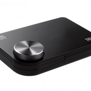 Creative Sound Blaster X-FI Surround 5.1 PRO USB Sound Card