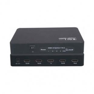 اسپلیتر 4 پورت HDMI سه بعدی فرانت با قابلیت EDID