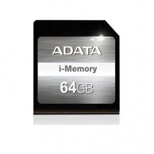 Adata Memory Storage SDXC Apple Expansion Card for MacBook - 64GB