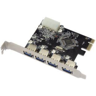 Pci Express Card USB 3.0 4Port