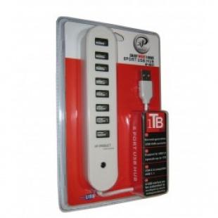 هاب 8 پورت XP USB مدل H822