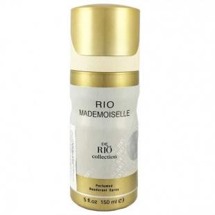 اسپری ضد تعریق زنانه ریو کالکشن مدل Rio Mademoiselle حجم 150ml