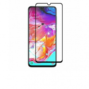 محافظ صفحه نمایش مدل 9D مناسب برای گوشی موبایل سامسونگ Galaxy A70