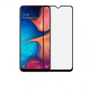 محافظ صفحه نمایش مدل 9D مناسب برای گوشی موبایل سامسونگ Galaxy A20