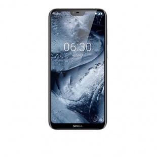 گوشی موبایل نوکیا مدل 6.1Plus دو سیم کارت ظرفیت 64 گیگابایت با 18 ماه گارانتی