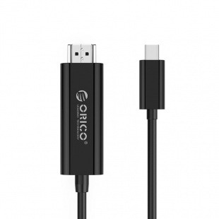 کابل تبدیل USB-C به HDMI اوریکو مدل XC-201 طول 1.8 متر