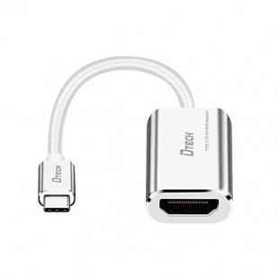 تبدیل Type-c به HDMI دیتک مدل DT-T0032