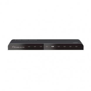 اسپلیتر 1 به 8 HDMI لنکگ مدل LKV318Pro باکیفیت 4K و 2K