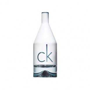 ادو تویلت مردانه کلوین کلاین مدل CK IN2U For Him حجم 100 میلی لیتر