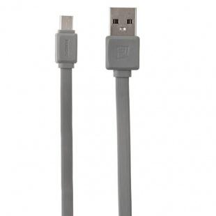 کابل تبدیل USB به microUSB ریمکس مدل RC-008m طول 1 متر