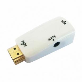 مبدل HDMI به VGA مدل Audio Converter